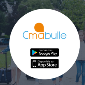 Cmabulle application pour apple et android