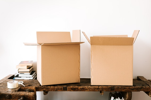boites en carton